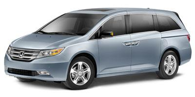 2011 Honda Odyssey Vehicle Photo in Decatur, IL 62526
