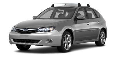 2011 Subaru Impreza Wagon Vehicle Photo in Independence, MO 64055