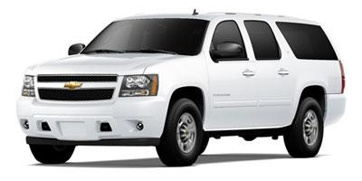 2011 Chevrolet Suburban Vehicle Photo in Bartow, FL 33830