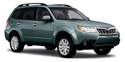 2011 Subaru Forester Vehicle Photo in Rockville, MD 20852
