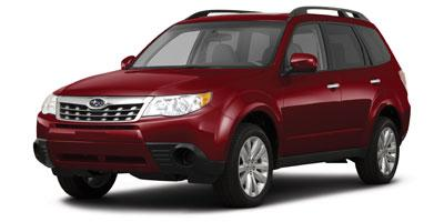 2011 Subaru Forester Vehicle Photo in Bowie, MD 20716