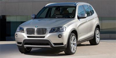 2011 BMW X3 28i Vehicle Photo in Manassas, VA 20109
