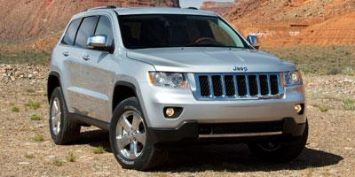 2011 Jeep Grand Cherokee Vehicle Photo in Danville, KY 40422