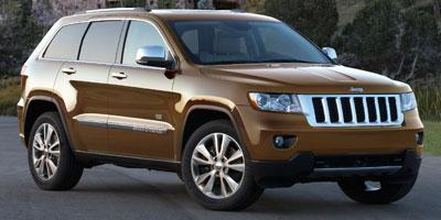 2011 Jeep Grand Cherokee Vehicle Photo in Frederick, MD 21704