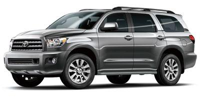 2011 Toyota Sequoia Vehicle Photo in Torrance, CA 90505