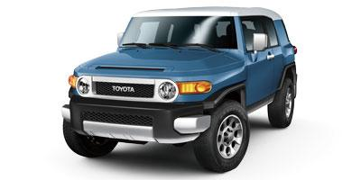 2011 Toyota FJ Cruiser Vehicle Photo in Apex, NC 27523
