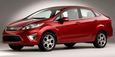 2012 Ford Fiesta Vehicle Photo in Independence, MO 64055