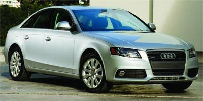 2012 Audi A4 Vehicle Photo in Gulfport, MS 39503