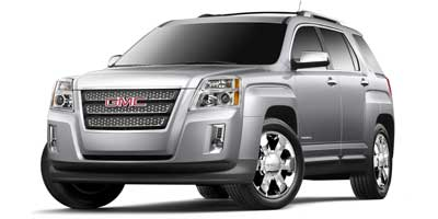 2012 GMC Terrain Vehicle Photo in Frederick, MD 21704
