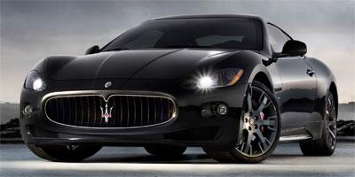 2012 Maserati GranTurismo Vehicle Photo in Edinburg, TX 78542