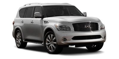 2012 INFINITI QX56 Vehicle Photo in San Antonio, TX 78230