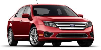 2012 Ford Fusion Vehicle Photo in Rome, GA 30165