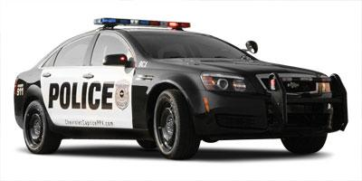 2012 Chevrolet Caprice Police Patrol Vehicle Vehicle Photo in West Harrison, IN 47060