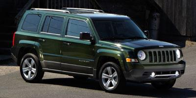 2012 Jeep Patriot Vehicle Photo In Bend, OR 97701