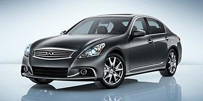 2012 INFINITI G25 Sedan Vehicle Photo in Joliet, IL 60435