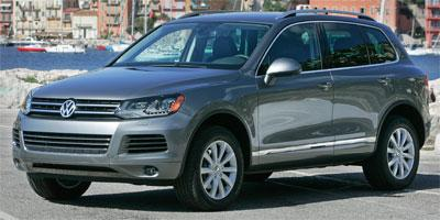 2012 Volkswagen Touareg Vehicle Photo in Safford, AZ 85546