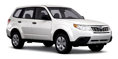 2012 Subaru Forester Vehicle Photo in Danville, KY 40422