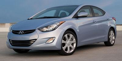 2012 Hyundai Elantra Vehicle Photo in Merrilville, IN 46410