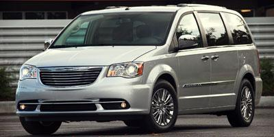 2012 Chrysler Town & Country Vehicle Photo in Glenwood, MN 56334