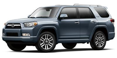 2012 Toyota 4Runner Vehicle Photo in Mission, TX 78572