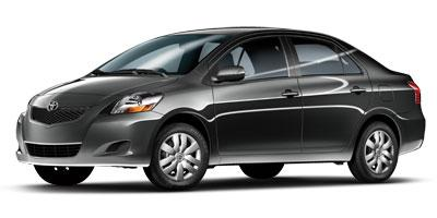 2012 Toyota Yaris Vehicle Photo in Shreveport, LA 71105