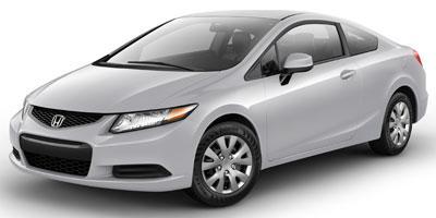 2012 Honda Civic Coupe Vehicle Photo In Jacksonville, FL 32244