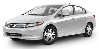2012 Honda Civic Hybrid Vehicle Photo in Smyrna, DE 19977