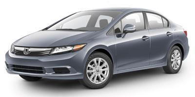 2012 Honda Civic Sedan Vehicle Photo in Concord, NC 28027