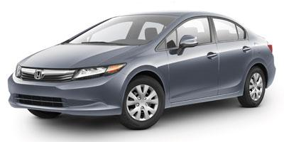 2012 Honda Civic Sedan Vehicle Photo in Gaffney, SC 29341