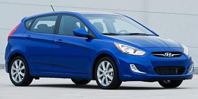 2012 Hyundai Accent Vehicle Photo in Rosenberg, TX 77471