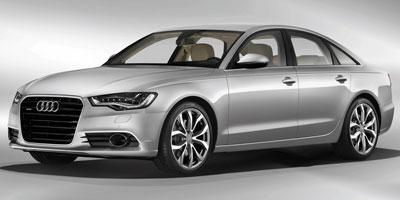 2012 Audi A6 Vehicle Photo in Colorado Springs, CO 80905