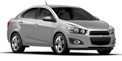 2012 Chevrolet Sonic Vehicle Photo in Rockville, MD 20852