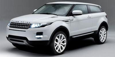 2012 Land Rover Range Rover Evoque Vehicle Photo in Houston, TX 77074
