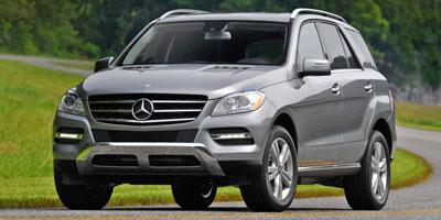 2012 Mercedes Benz M Class Vehicle Photo In Killeen, TX 76541