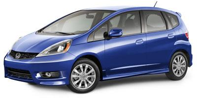 2012 Honda Fit Vehicle Photo in Warrensville Heights, OH 44128