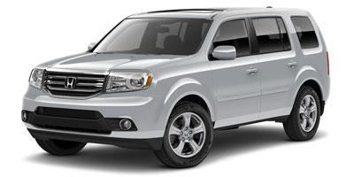 2012 Honda Pilot Vehicle Photo in San Antonio, TX 78209