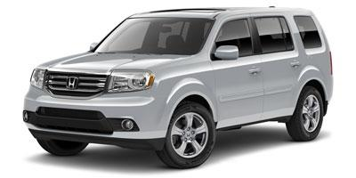2012 Honda Pilot Vehicle Photo in Cape May Court House, NJ 08210