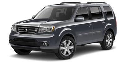 2012 Honda Pilot Vehicle Photo in Williamsville, NY 14221