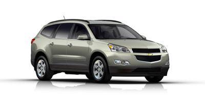 2012 Chevrolet Traverse Vehicle Photo in Elgin, TX 78621