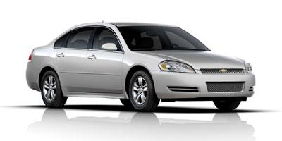 2012 Chevrolet Impala Vehicle Photo in Killeen, TX 76541