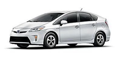 2012 Toyota Prius Vehicle Photo in Mission, TX 78572