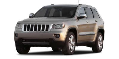 2013 Jeep Grand Cherokee Vehicle Photo in Decatur, IL 62526