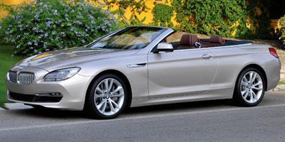2013 BMW 650i Vehicle Photo in Novato, CA 94945