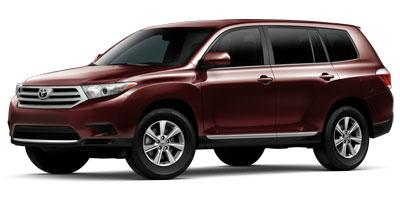 2013 Toyota Highlander Vehicle Photo in Manassas, VA 20109