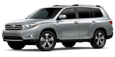 2013 Toyota Highlander Vehicle Photo in Gardner, MA 01440