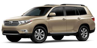 2013 Toyota Highlander Vehicle Photo in Houston, TX 77074
