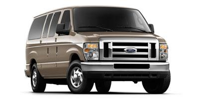 2013 Ford Econoline Wagon Vehicle Photo in Akron, OH 44320
