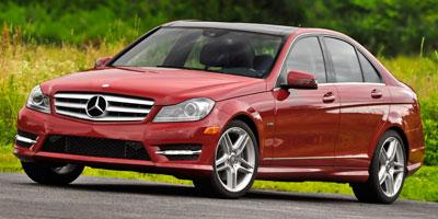 2013 Mercedes-Benz C-Class Vehicle Photo in Spokane, WA 99207