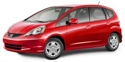 2013 Honda Fit Vehicle Photo in McKinney, TX 75070