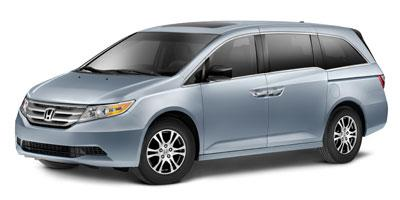 2013 Honda Odyssey Vehicle Photo in Plainfield, IL 60586-5132